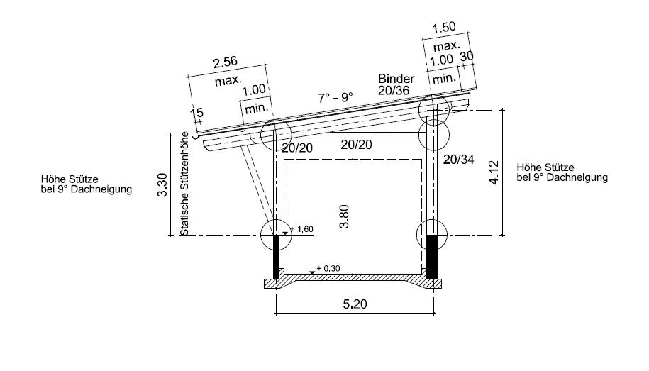 neues holzbausystem f r landwirtschaftliche nutzgeb ude. Black Bedroom Furniture Sets. Home Design Ideas
